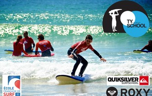 Ecole de surf :Ty School - Sauzon