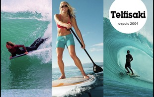 Location Stand Up Paddle/Surf/Bodyboard : Telfisaki - Le Palais