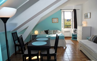 "BRUNET Yvette : ""Cottages du Golf"" (Studio 2/3 pers.) - Sauzon"